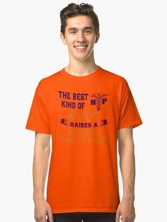 685dac663 The Best Dad Raises A Nurse Practitioner shirt and hoodie | T-shirt  classique