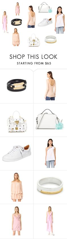 """""""Spring style"""" by jamuna-kaalla ❤ liked on Polyvore featuring McQ by Alexander McQueen, Enza Costa, MCM, Kendall + Kylie, Frye, Parker, LoveShackFancy, Maya Magal, Lioness and vintage"""