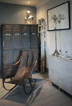 casiers rangements and stockage de casiers on pinterest. Black Bedroom Furniture Sets. Home Design Ideas