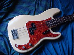 Fender 62 RI P-Bass