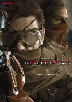 Metal Gear Solid V: The Phantom Pain - Metal Gear Solid 5: The Phantom Pain Will Let You Raid Other Players' Mother Bases - Softpedia http://news.softpedia.com/news/Metal-Gear-Solid-5-The-Phantom-Pain-Will-Let-You-Raid-Other-Players-Mother-Bases-446491.shtml