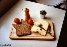 black bread  ... auf der KJO-Hausfreizeit in der Nähe von Fürstenau.    andreas-brink.de