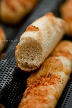 Hefe-Finger-mit Käse