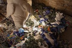 Clivo by i-LèD collection  Let's talk about garbage  #Biennale #Arsenale #Venice #Architecture