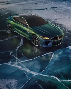 "357.4k Likes, 3,994 Comments - BMW (@bmw) on Instagram: ""The icon of Gran Performance. The all-new #BMW Concept #M8 Gran Coupé is here to stir things up.…"""