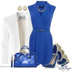 Nice formal outfit for church