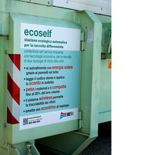 Gruppo Hera - ecoself, Ravenna Self Service, Ravenna, Tecnologia, Self Care