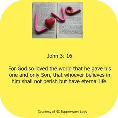 John 3:16 #Godslove #love
