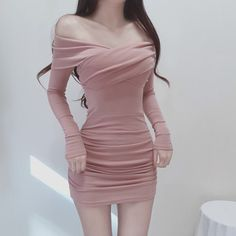 Find images and videos about fashion and outfit on We Heart It - the app to get lost in what you love. Latest Outfits, Korean Outfits, Mode Outfits, Trendy Outfits, Dress Outfits, Fashion Dresses, Ulzzang Fashion, Asian Fashion, Korean Girl Fashion