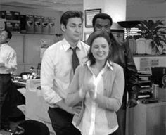 Be with someone who you can be your complete, goofy self around. | 21 Truths Jim And Pam Taught You About Love