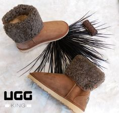 Prepare for this coming Autumn? Classic Ugg Boots, Ugg Classic, Uggs, Autumn, Fall Season, Fall, Ugg Boots
