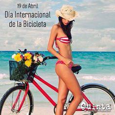 Día Internacional de la Bicicleta / International Bicycle Day. Riviera Maya, México.