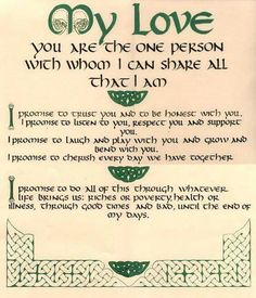 Handfasting vows- it's not pagan it's Celtic! Pagan Wedding, Viking Wedding, Celtic Wedding, Nordic Wedding, Irish Wedding Rings, Medieval Wedding, Wedding Rustic, Irish Wedding Traditions, Wedding Certificate