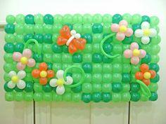 Farolita Decoração de Festas Infantis: BALÕES