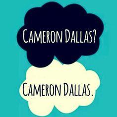 Cameron.