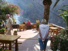 Lunch in Masca