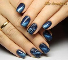 Image in Nails collection by Fashion and beauty Short Gel Nails, Cute Short Nails, Trendy Nails, French Manicure Designs, Nail Polish Designs, Nail Designs Pictures, Cute Nail Designs, Nail Picking, Gel Nagel Design