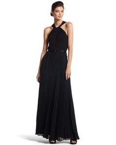 White House Black Market. Beautiful Halter Maxi Dress!! Another favorite designer for me!