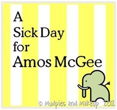 A Sick Day For Amos Mcgee Craft