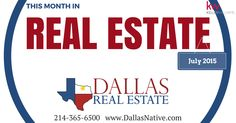 The average rate for a one-year fixed rate closed mortgage held steady at 2.89%. Check out this months July video https://youtu.be/-QOi4Z-rrR4. #dallasrealestate #markettrends