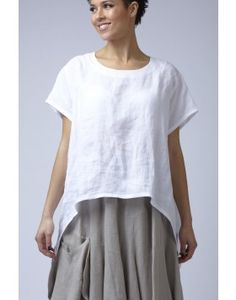 Love this linen shirt. Actually, I love linen anything. Wish it wasn't so blinkety-blasted expensive!!!