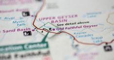 National Park Maps website is a collection of iconic and useful maps from various national park locations.
