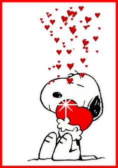 With Tenor, maker of GIF Keyboard, add popular Snoopy animated GIFs to your conversations. Share the best GIFs now >>> Snoopy Love, Snoopy Et Woodstock, Charlie Brown Und Snoopy, Peanuts Gang, Peanuts Cartoon, Snoopy Valentine, Happy Valentines Day, Snoopy Pictures, Snoopy Quotes