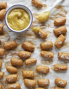 Soft Pretzel Bites from The Allergy-Free Pantry by Collete Martin   Bob's Red Mill