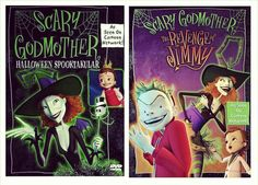 scary godmother movies