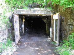 Copper Mine Surface & Underground Tours: Quincy Mine, Hancock, MI Upper Peninsula Michigan