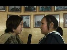 Inuit Throat Singing: Kathy Keknek and Janet Aglukkaq  ...one of my favorites (reminds me of my mom and her sisters when they lived in Alaska!)