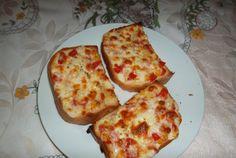 "Retete Culinare - Bruschete ""mic dejun"" de duminica"