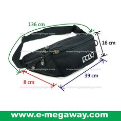 50572b229c  POLO  腰包  Black  Club  Team  Waist  Bag  Belt  Bag  Bum  Kit  Sac  Pack   Pac  Banana  Holiday  Travel  Trip  Must-have  Easy  Promotion  Souvenir  ...