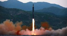 Temos confiança que podemos parar míssil intercontinental da Coreia do Norte, diz EUA (Sputnik)