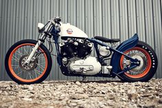 A couple of months ago, DP Customs' 1979 Harley café racer was a king hit with Bike EXIF readers. So here's the latest machine from the Arizona outfit: it's also a '79 ironhead, but with a totally different vibe. According to DP's Justin Del Prado,… Read more »