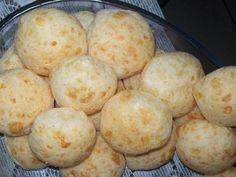 Receita de O melhor pão de queijo - Tudo Gostoso