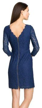 Adrianna Papell Lace Overlay Sheath Dress - 39% Off Retail - Tradesy