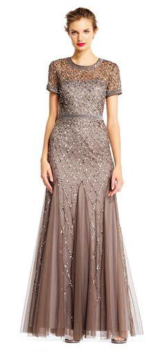 f37125d9405ba Adrianna Papell   Nordstrom. Gold Bridesmaid DressesGold BridesmaidsWedding DressesFormal  Evening DressesFormal GownsEvening GownsGroom ...