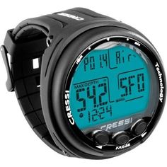Dive Computers 50882: Cressi Sub Giotto Mixed Gas Scuba Diving Computer Air, Nitrox And Gauge Modes -> BUY IT NOW ONLY: $299.98 on eBay!