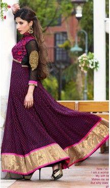 #Black #Georgette #Long Lenght Pakistani Anarkali Salwar Kameez   FH432468660 #anarkali , #salwar , #kameez , #dresses , #suits , #designer , #colors , #pinterest , #Shopping , #fashion , #boutique , #online , #heenastyle , #indian , #style , @heenastyle , #churidar , #likes , #abaya , #pakistani, #clothing , #womens , #mens , #kids , #boys , #girls