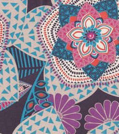 Home Essentials Lightweight Decor Fabric 45 Summer Spin Purple Pinterest And Fabrics