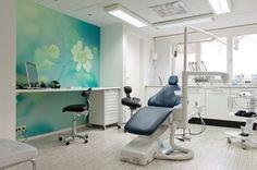 dentist mural | dental and more | Pinterest