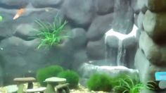 DIY 3D Background and Sand Waterfall (Sandfall)