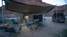 I spent three months camping with the trailer, which costs a fraction of most of its competitors. Here's what I found.