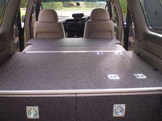 DIY GU Patrol Drawer System & Bed Extension