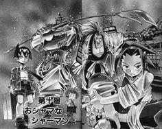 Shaman King 10 Octava Division No Fansub