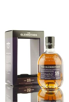 Glenrothes 18 Year Old Single Malt Whisky, Jack Daniels Whiskey, Scotch Whisky, Sweet And Spicy, Distillery, Year Old, Bourbon, Whiskey Bottle, Perfume Bottles