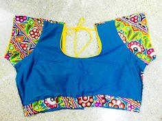 Buy Multicolor Kutch Banjara Work Blouse
