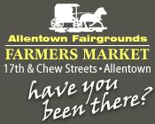 Allentown Fairgrounds Farmers Market - Allentown, Pennsylvania