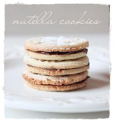 Nutella Cookies - in Finnish